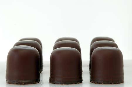 juxtaposing: Chocolate confectionary, traditional German
