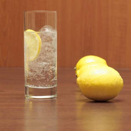 foodstill: Gin tonic, close-up