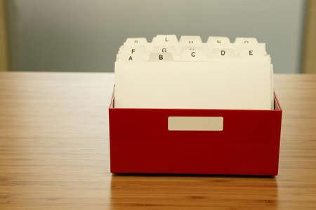 cardbox: Cardbox