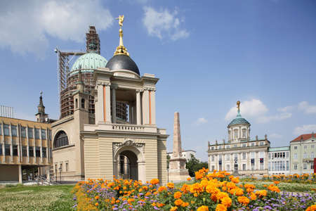 buidings: Germany, Potsdam, historical buidings LANG_EVOIMAGES
