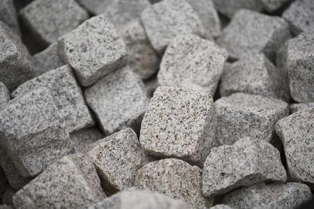 conformance: Cobble stones, full frame