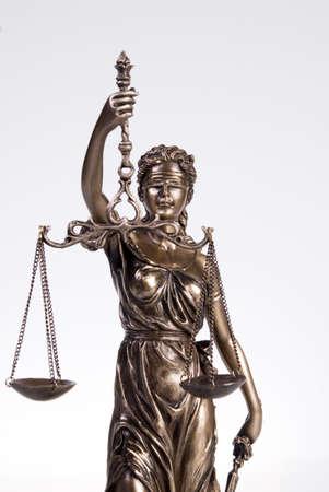 justitia: Figur Justitia, primer plano