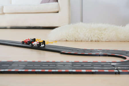 Part of toy racetrack LANG_EVOIMAGES