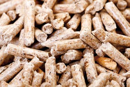 pellets: Wood pellets full frame closeup LANG_EVOIMAGES