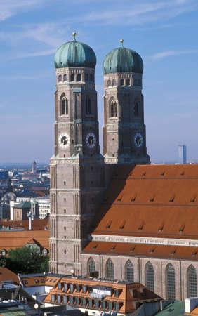 munich: Frauenkirche Munich