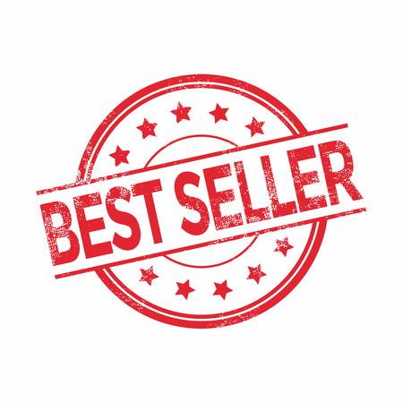 vendedor: El rojo mejor sello de goma vendedor