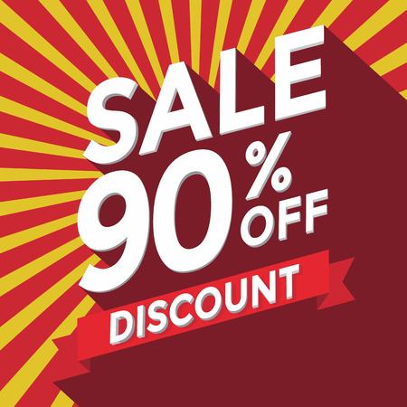 end of year: Sale 90% off discount