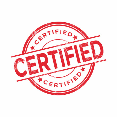 ratify: Certified rubber stamp