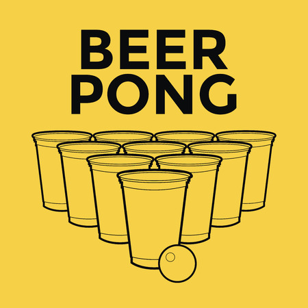 wasted: Beer Pong Drinking Game