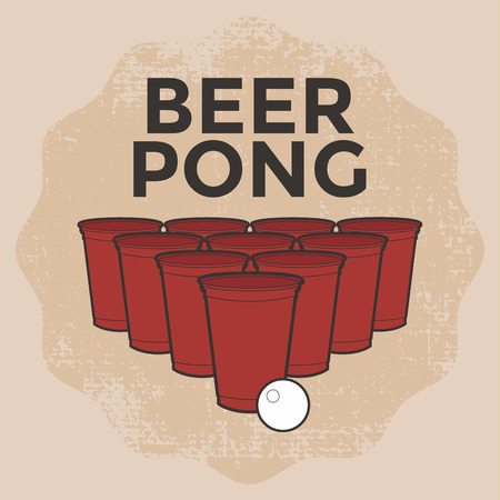 Beer Pong Drinking Game