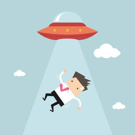 abducted: Businessman abducted by UFO