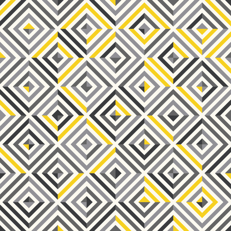 rectangle patterns: Vector seamless pattern. Modern stylish texture. Repeating geometric tiles with rectangle elements