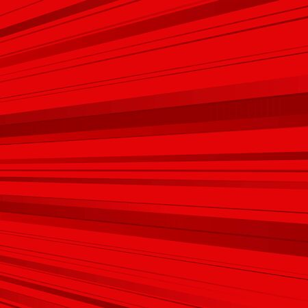 Abstract red background with red stripes. Ilustracja
