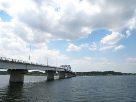 bluegill: Deer row Large bridge