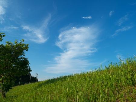 雲のスパイラル