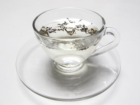 tea time with jusmine tea Stock Photo - 15140888
