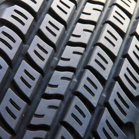 tyre tread: Tyre tread, pattern and texture