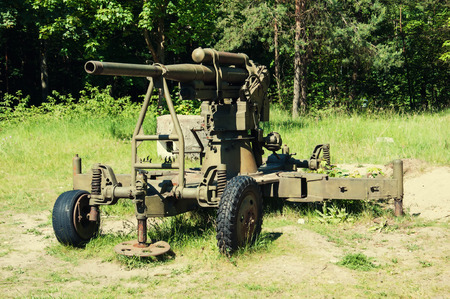 weaponry: Military historic mortar