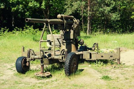 calibre: Military historic mortar