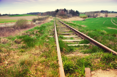 jailbreak: railway track to the forest