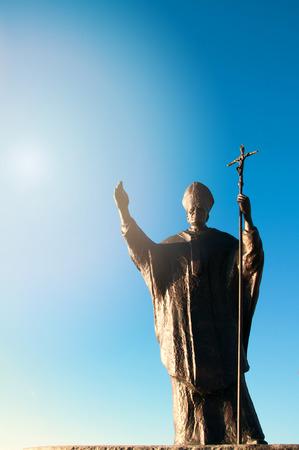 beatification: Pope John Paul II