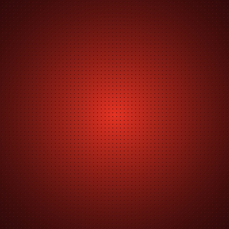wall paper texture: Abstract red background with dots Illustration