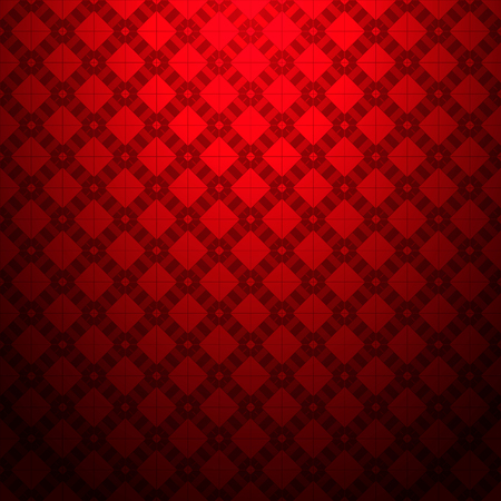 abstract art background: Red abstract striped textured geometric seamless pattern