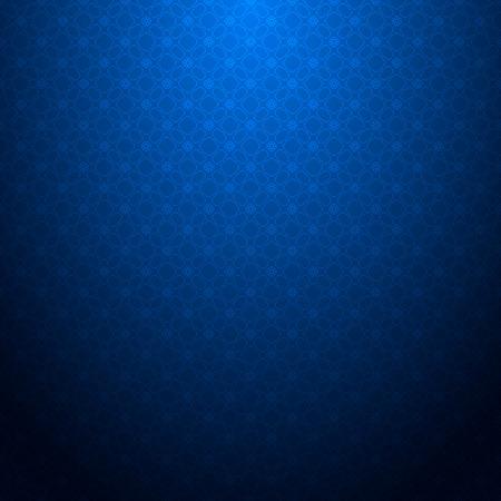 Blue abstract gestreept geweven geometrische naadloos patroon