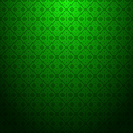 textured: Green abstract striped textured geometric pattern Illustration
