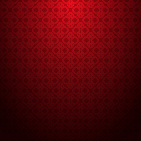 textured: Red abstract striped textured geometric pattern Illustration