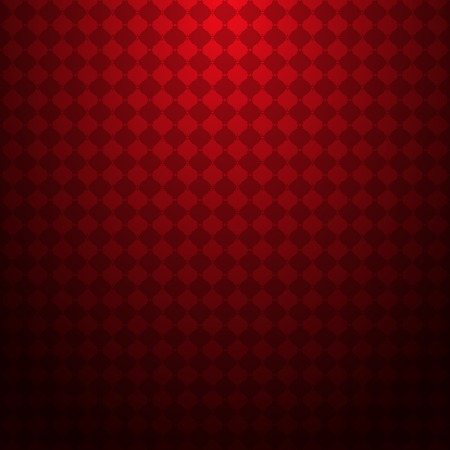 textured: Red abstract geometric textured pattern Illustration