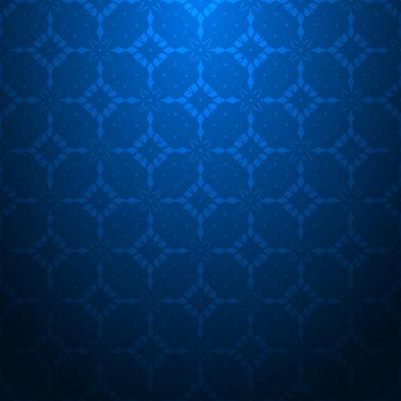 Blue abstract gestreept geweven geometrische patroon