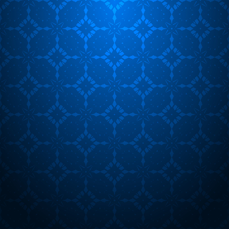 blue abstract: Blue abstract striped textured geometric pattern Illustration