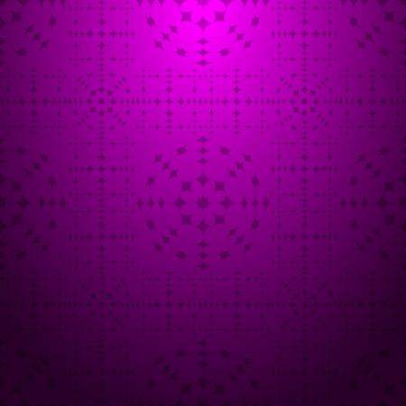 Purple abstract striped textured geometric pattern Illustration