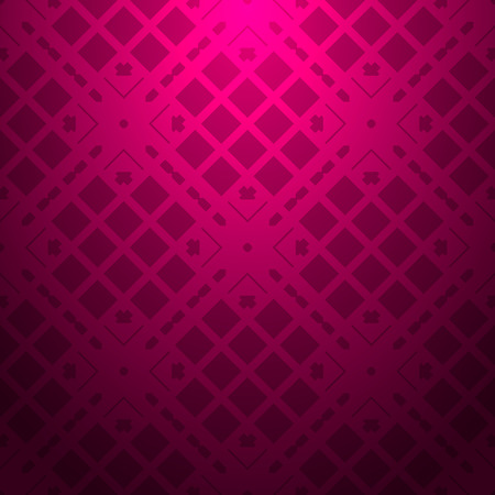 Magenta abstract striped textured geometric pattern