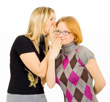 girls gossip photo