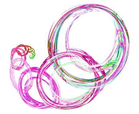 pink  rings photo