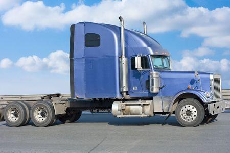 big truck Stock Photo - 3268697