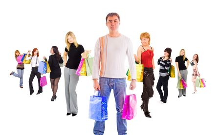 shopping Stock Photo - 3268877