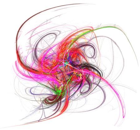 deign: colorful swirl