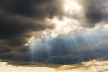 holy light from above Stock Photo - 4571342