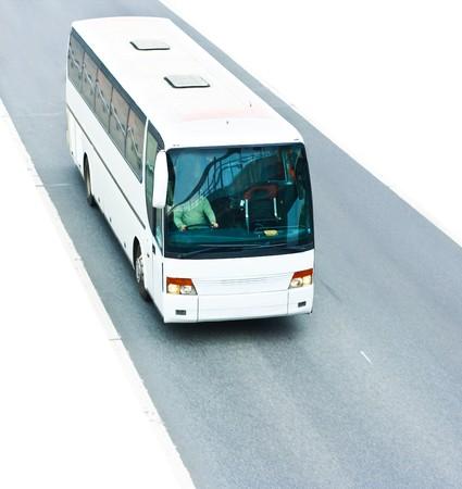 blank white coach Stock Photo - 4571266