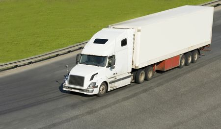 camiones americanos Foto de archivo - 4901861