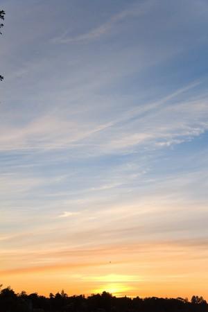Sunset last rays Stock Photo - 7951278