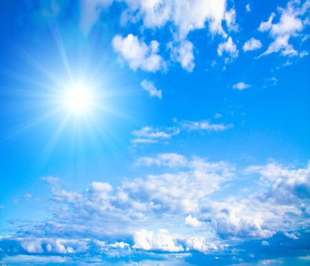 cloudscape: sky cloudscape