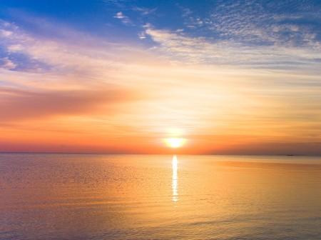 Heavenly dawn Stock Photo - 7951523