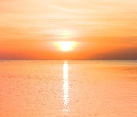 Heavenly dawn photo