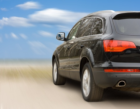 shiny car: glanzende auto