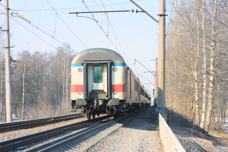 train Stock Photo - 10075143