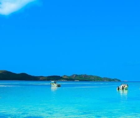 maldives island: Lagoon Seascape Heaven  Stock Photo
